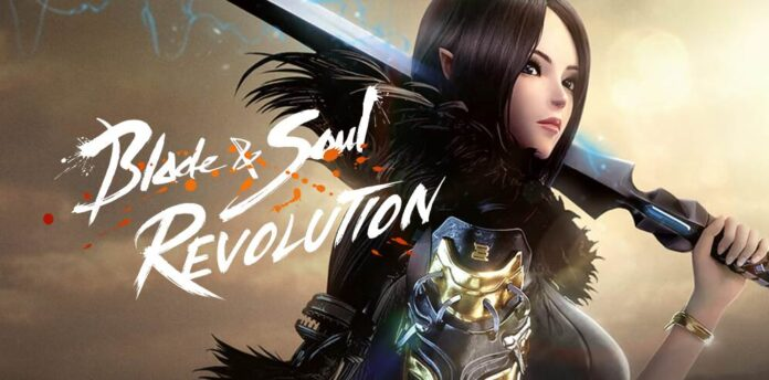 Blade & Soul: Revolution Released For Android and iOS
