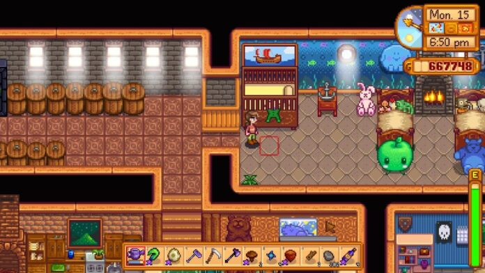 How to Get Pregnant in Stardew Valley